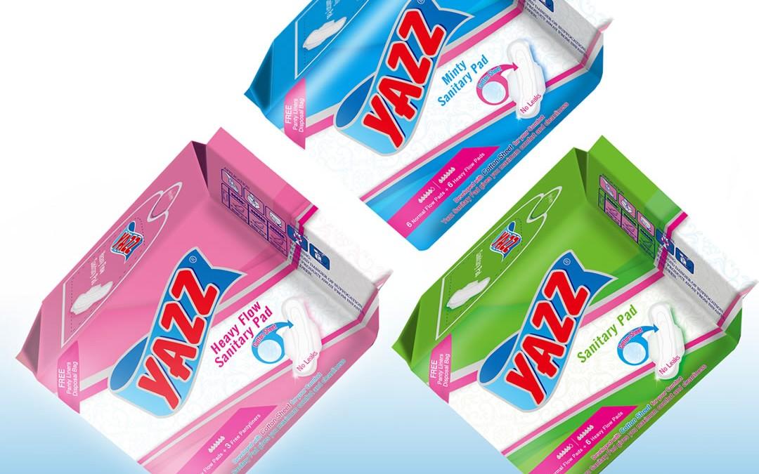 Yazz Sanitary Pad
