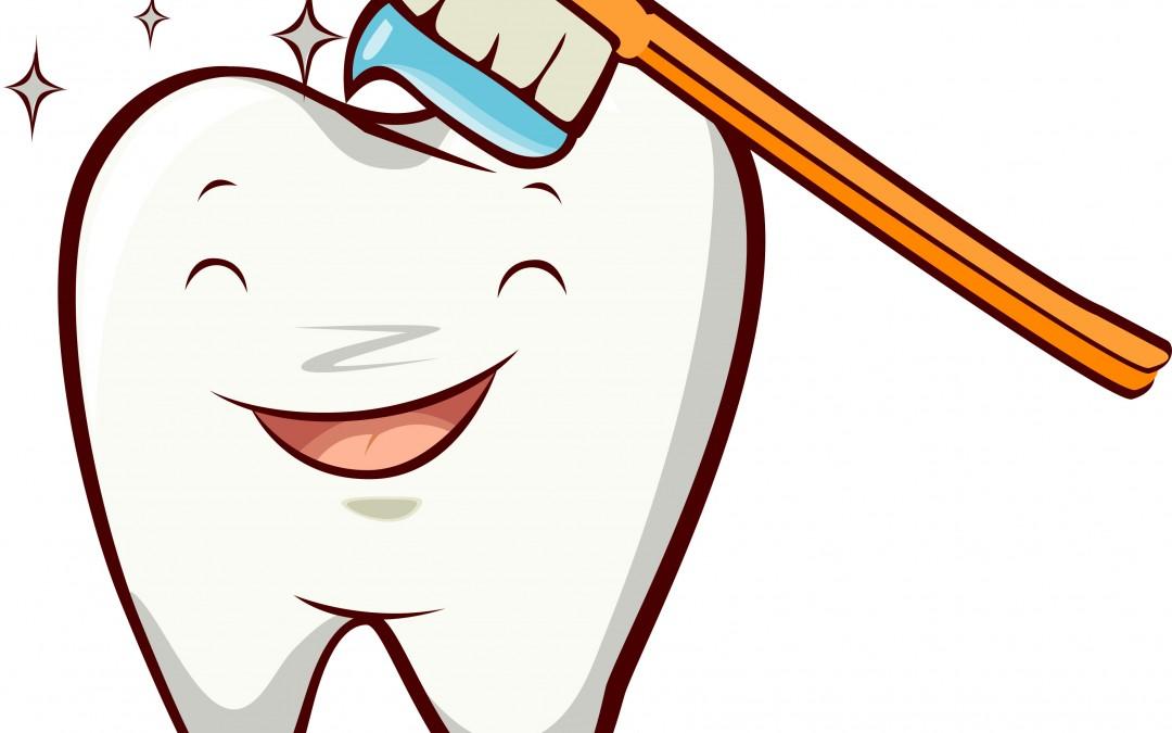 Teeth Brushing-Good Hygiene Habit