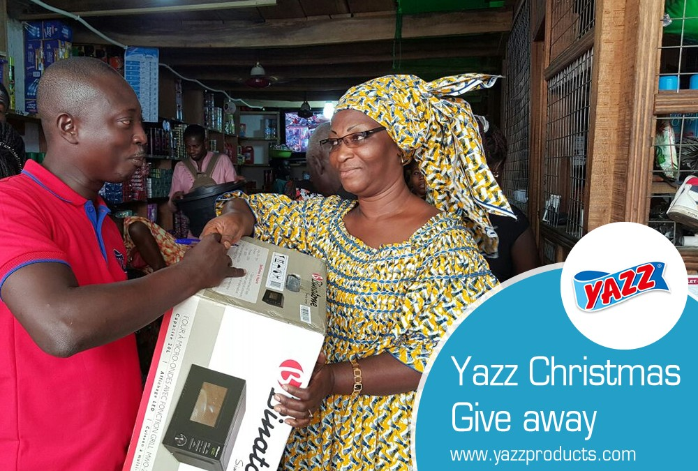 Yazz End of Year Award 2015