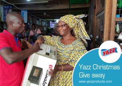 Yazz  Christmas Giveaway1