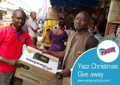 Yazz  Christmas Giveaway2