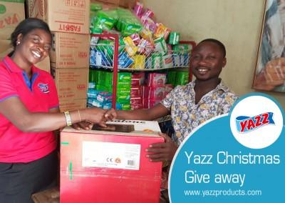 Yazz  Christmas Giveaway3